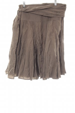 Fairly High Waist Rock bronzefarben Hippie-Look