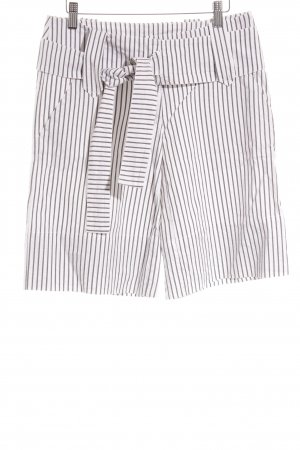 Fairly Shorts Streifenmuster Casual-Look