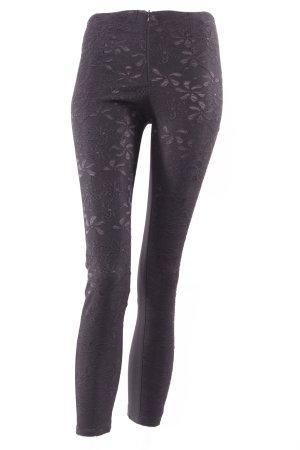 Fairy Fashion Spitzen-Leggings schwarz