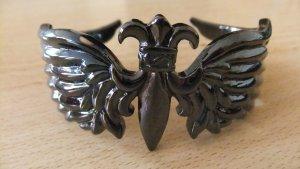 Faith connexion Armband Armreif Flügel Schwert Gothik NEU