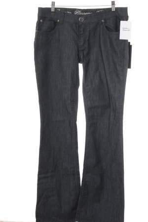 Faith connexion Boot Cut Jeans dunkelblau Casual-Look