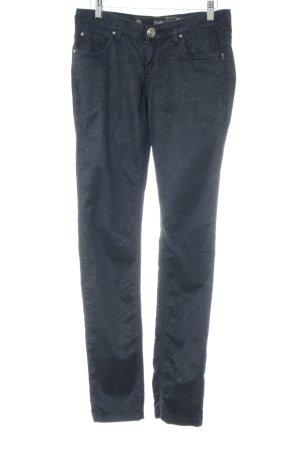 Faith connexion Skinny Jeans blau meliert Casual-Look