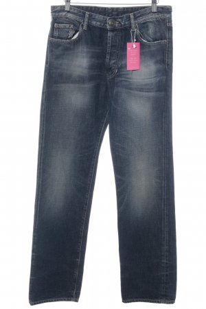 Faith connexion Straight-Leg Jeans stahlblau Casual-Look