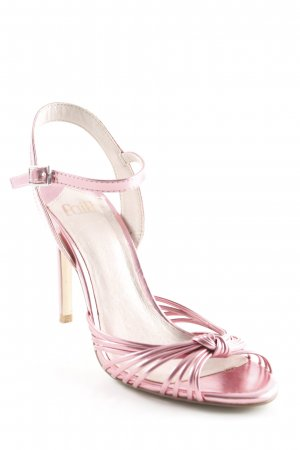 Faith High Heel Sandaletten rosa-pink Elegant