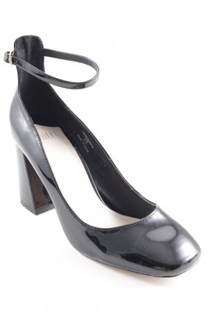 Faith Schnür-Pumps schwarz Elegant