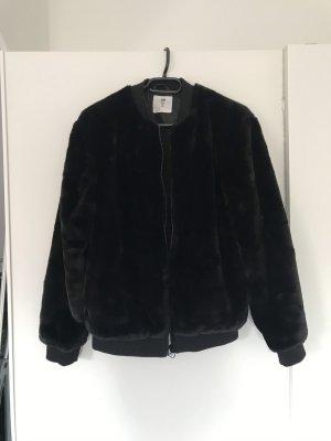 Fake Fur Blouson / Teddy von H&M