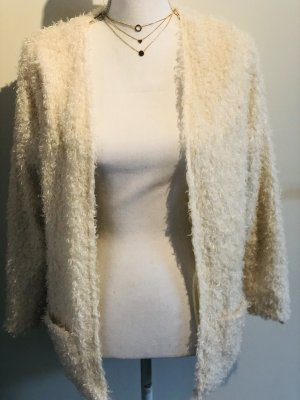 Fake Fur Cardigan