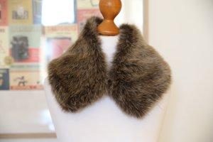 Fake Fur Fell Stola Zara