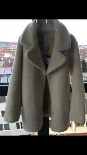 Fake Fur GUESS Mantel neu mit Etikett