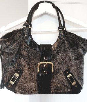 Fake Fur Handtasche