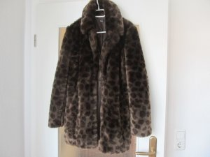 Fake Fur Jacke Gr. 38/40 top