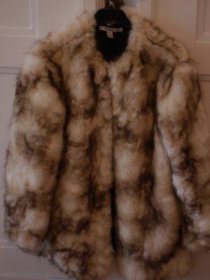 Fake Fur Jacke Gr. S