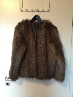 Fake-Fur Jacke / Kunstpelz von H&M