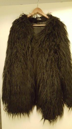 Fake Fur Jacke von 3 Suisses Collection