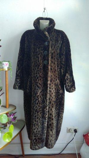 Fake Fur Leo Mantel Gil Bret Vintage