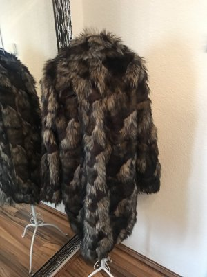 Fake Fur Mantel von Set
