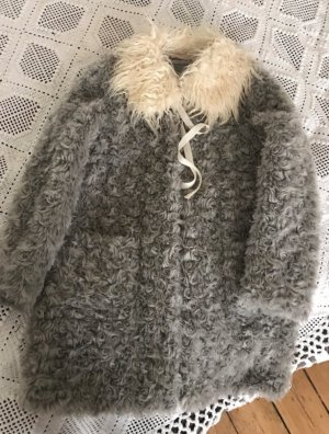 Fake fur Mantel von Twinset