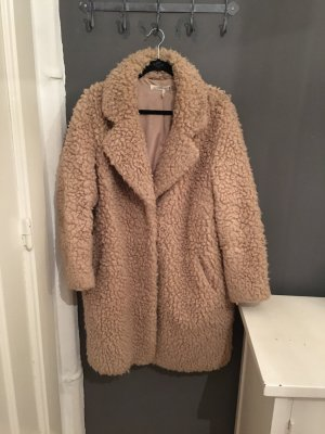 Fake Fur Teddymantel Faux Fur