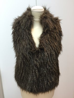 Michael Kors Fur vest multicolored