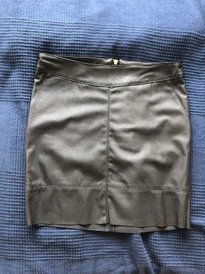 Only High Waist Skirt black