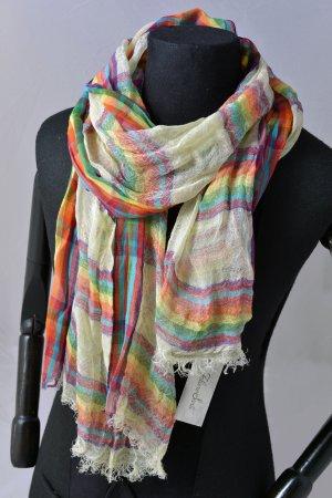 Faliero sarti Sciarpa multicolore Tessuto misto
