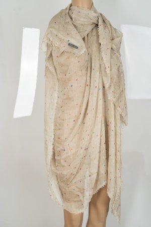 FALIERO SARTI sehr großes Tuch mit Seide, edler Farbverlauf