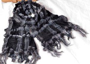 Faliero sarti Scarf multicolored mixture fibre