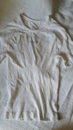 Falke Ergonomic Sport System Damen T-Shirt weiß Funktionswäsche Sport