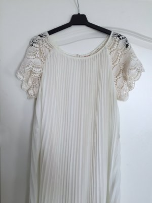 Falmer Heritage Kleid weiß