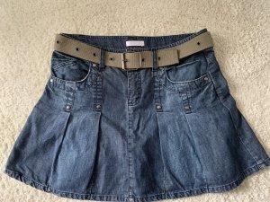 Promod Gonna di jeans blu