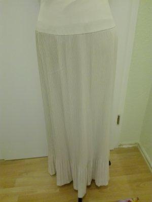 Faltenrock Betty Barclay, nude, superlang, trendy, Größe 40