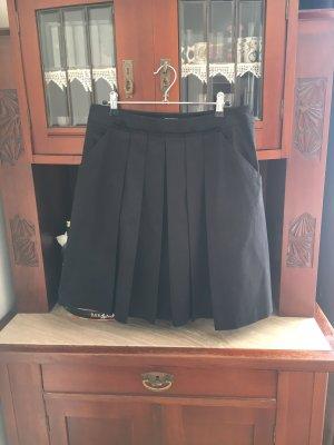 Mango Suit Plooirok zwart