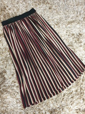 Only Plaid Skirt multicolored