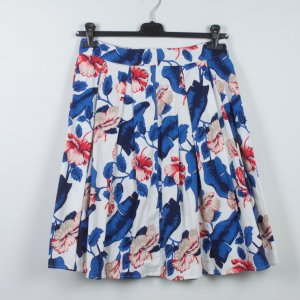 Plaid Skirt multicolored cotton