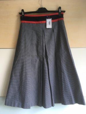 El Ganso Plaid Skirt multicolored