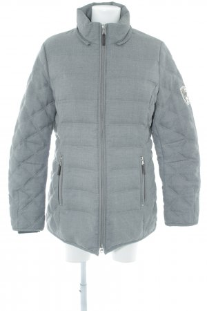 Fame FFCC Quilted Jacket grey casual look