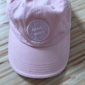 Fan Mütze FC Bayern rosa