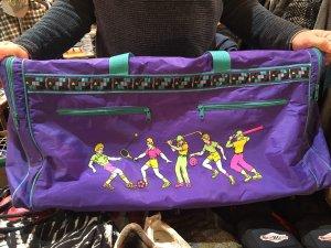 Fancy Reisetasche aus den 80ziger Jahren