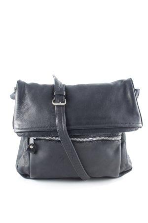 Fancy Umhängetasche schwarz Casual-Look
