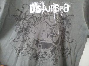 Fanshirt von Disturbed
