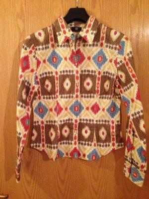 farbenfrohe Bluse von Bogner