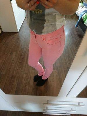 Farbenfrohe Jeans Größe 34
