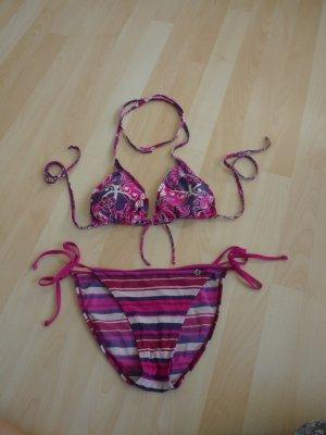 Farbenfroher Bikini von s´Oliver