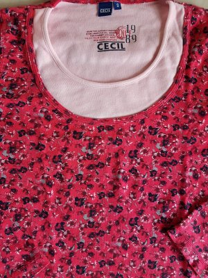 Farbenfroher Pullover von Cecil