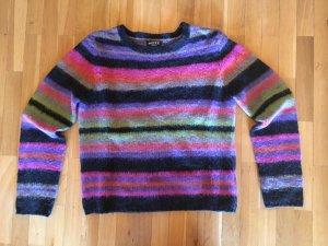 farbenfroher Pullover von Mexx