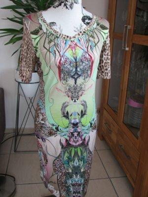 Farbenfrohes Kleid von Apanage, Gr. S