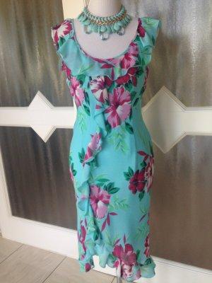 farbenfrohes Kleid von Apart