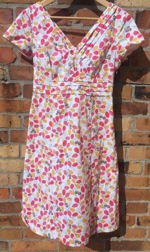 Farbenfrohes Kleid von Johnnie Boden Gr. 34