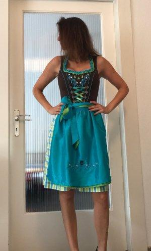 Spieht & Wensky Vestido Dirndl multicolor
