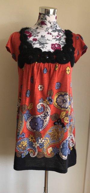 Farbenfrohes Minikleid von Yumi (Größe M)